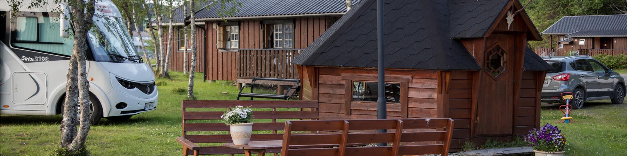 Åfjord Laksecamping 2017