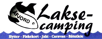 Åfjord Laksecamping Logo