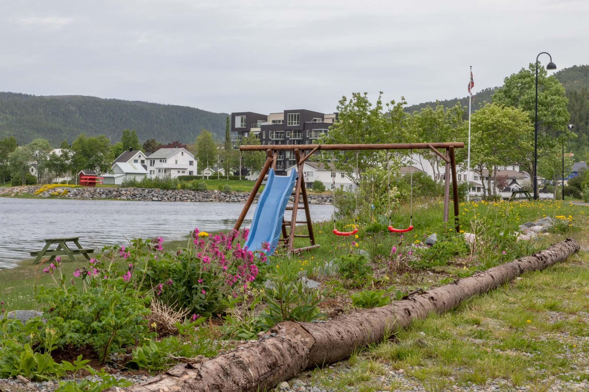 Åfjord Laksecamping 2018