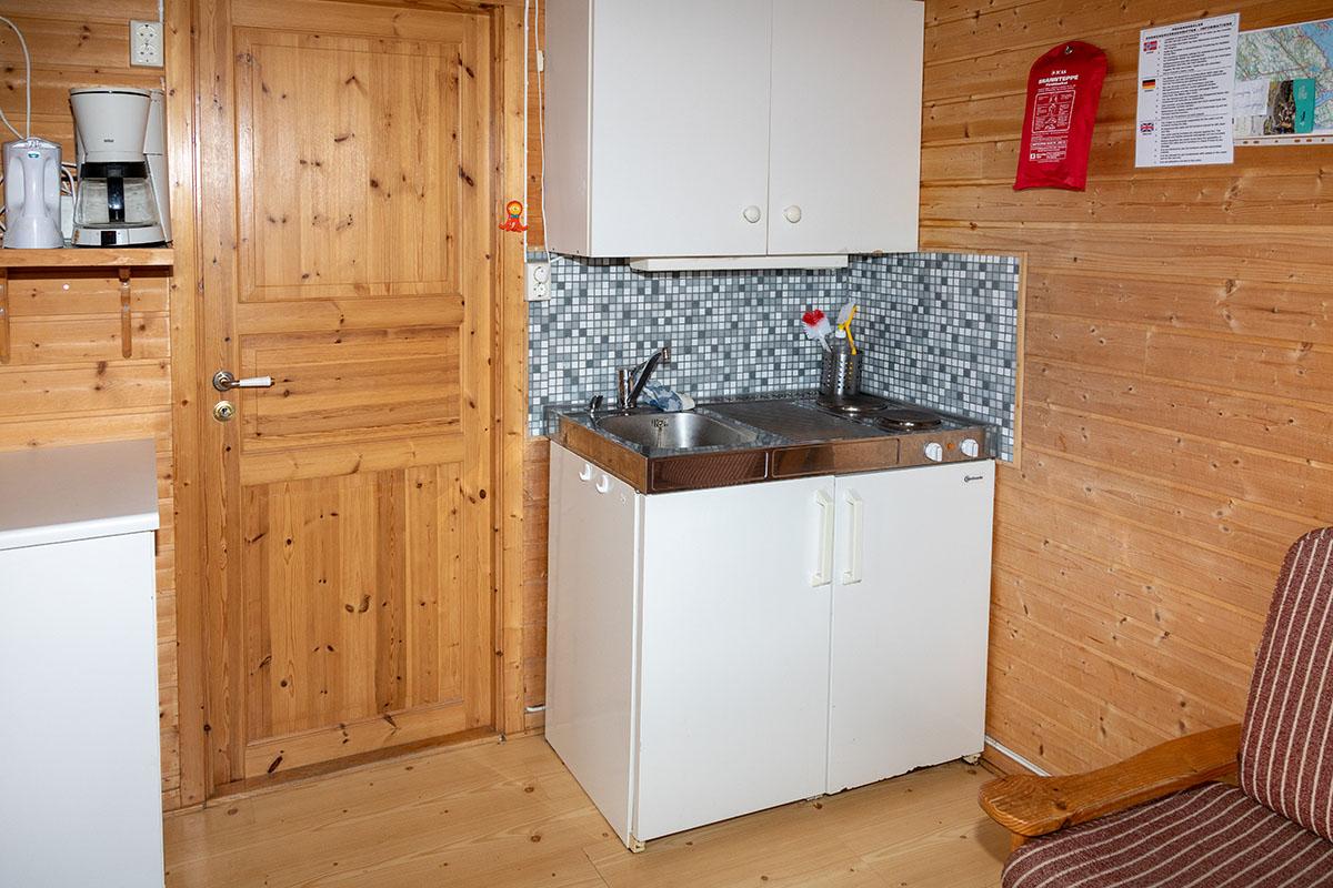 Åfjord Laksecamping - hytte no-1