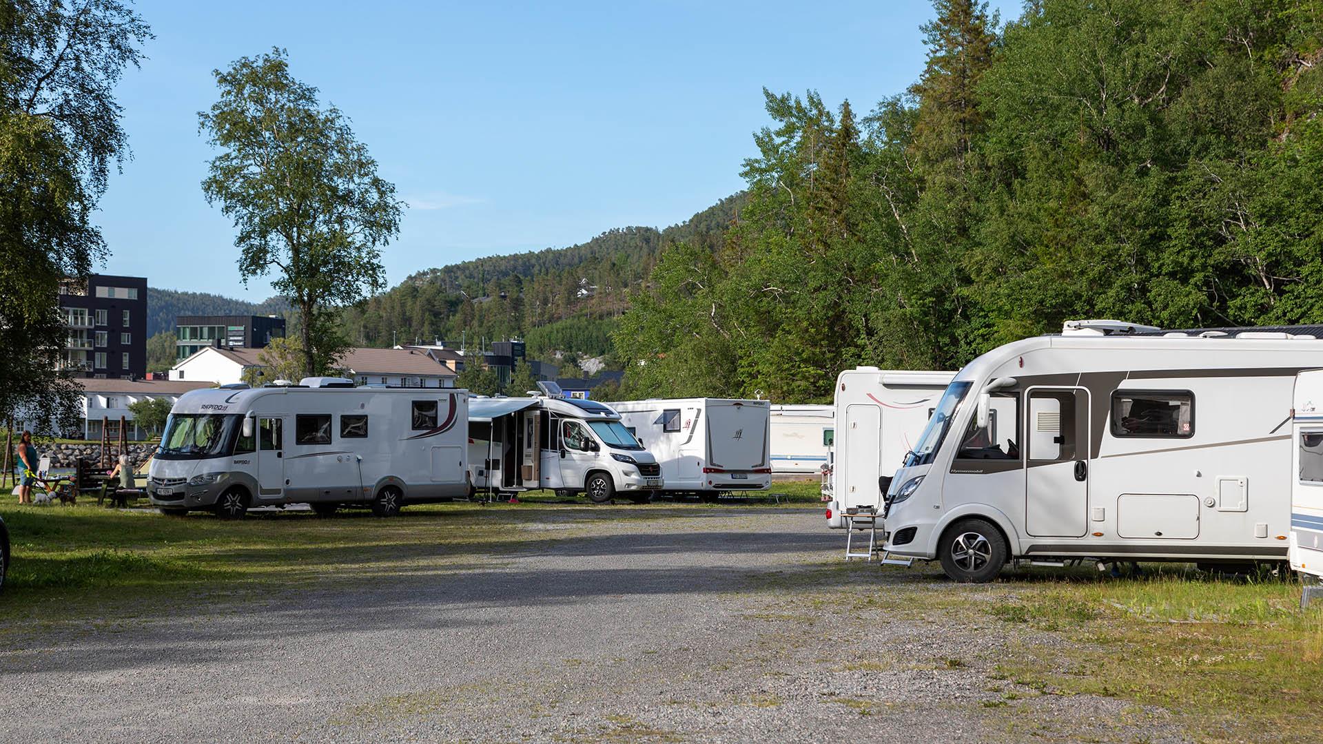 Åfjord Laksecamping, Åfjord, Trøndelag